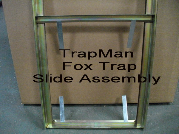 fox trap slide assembly