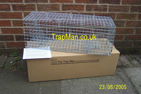 rabbit traps, humane single catch rabbit trap, folding rabbit trap and pro gold rabbit trap